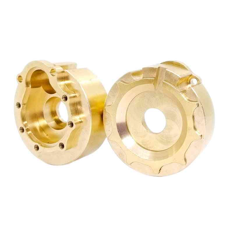 Counterweight Ring-portal Drive Housing For 1:10 Rc Crawler