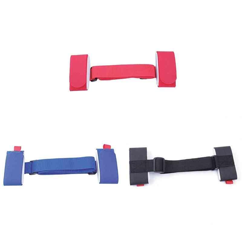 Adjustable Skateboard Straps For Shoulder Bag - Snowboard Fastener Sling Belt