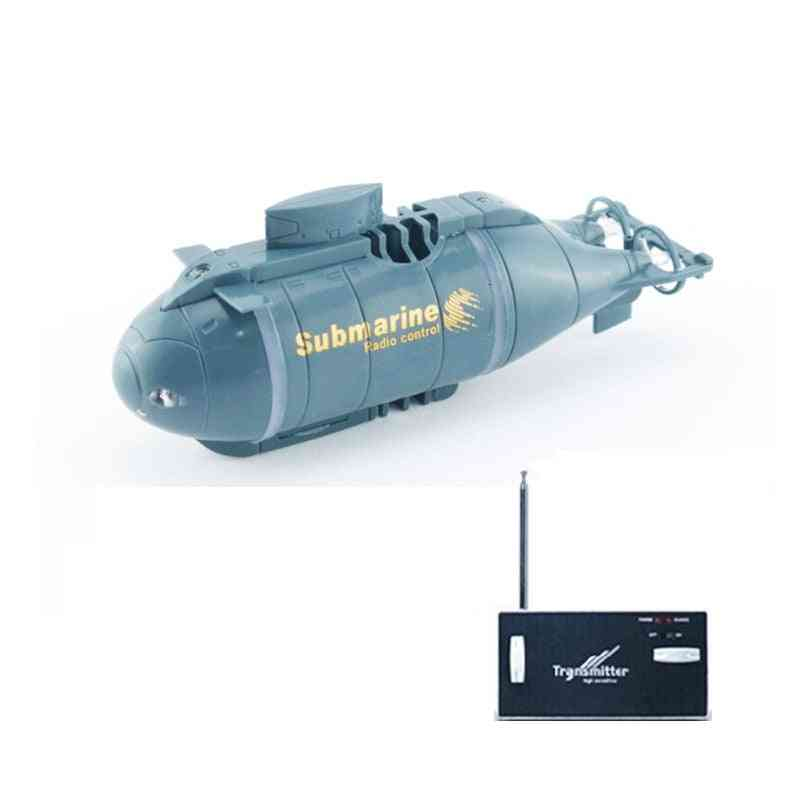 Updated Version Submarine Model Miniature Toy For Kids