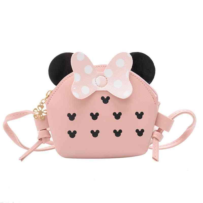 Disney Cartoon Mickey's Female Decorative Bag, Shoulder Bag