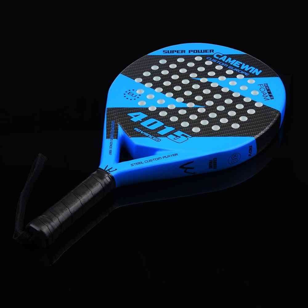 Soft Face Tennis Racquet With Bag And Carbon Fiber Grip