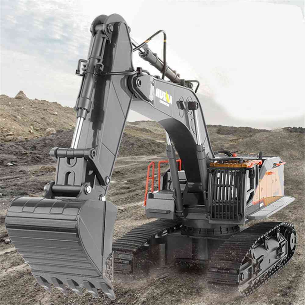 1/14 Excavator Rc Truck-radio Controlled Machine