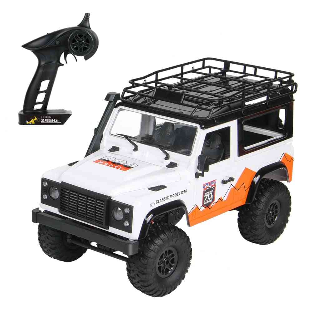 4wd Rtr Crawler Rc Car For Land Rover 70- Vehicle Toy