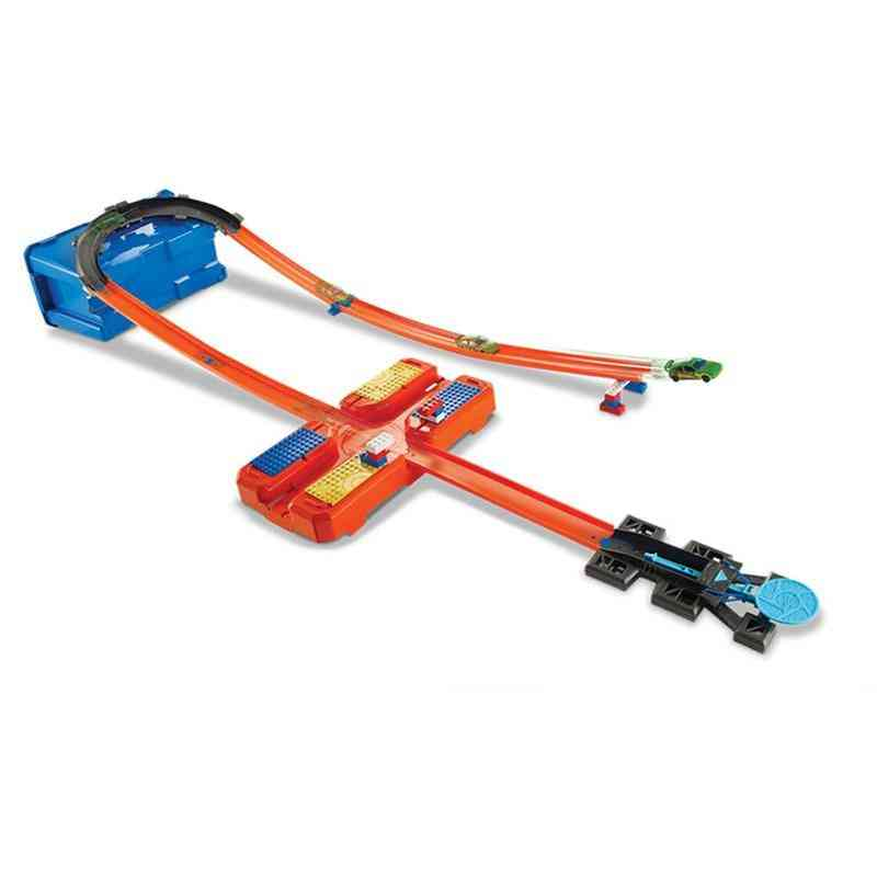 Multifunctional Toy Car Track Model