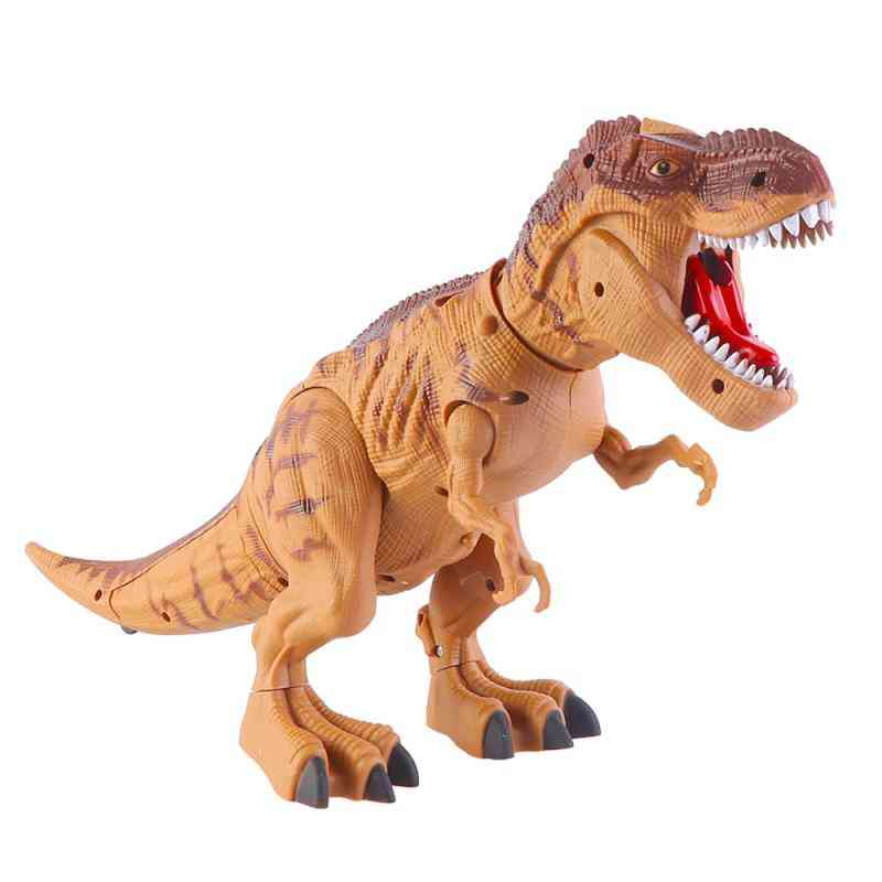 Realistic Large Dinosaur- Electric Vocal Toy