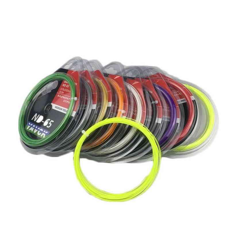Carbon Nanofiber Badminton-string, Shuttlecock Net-nd-65