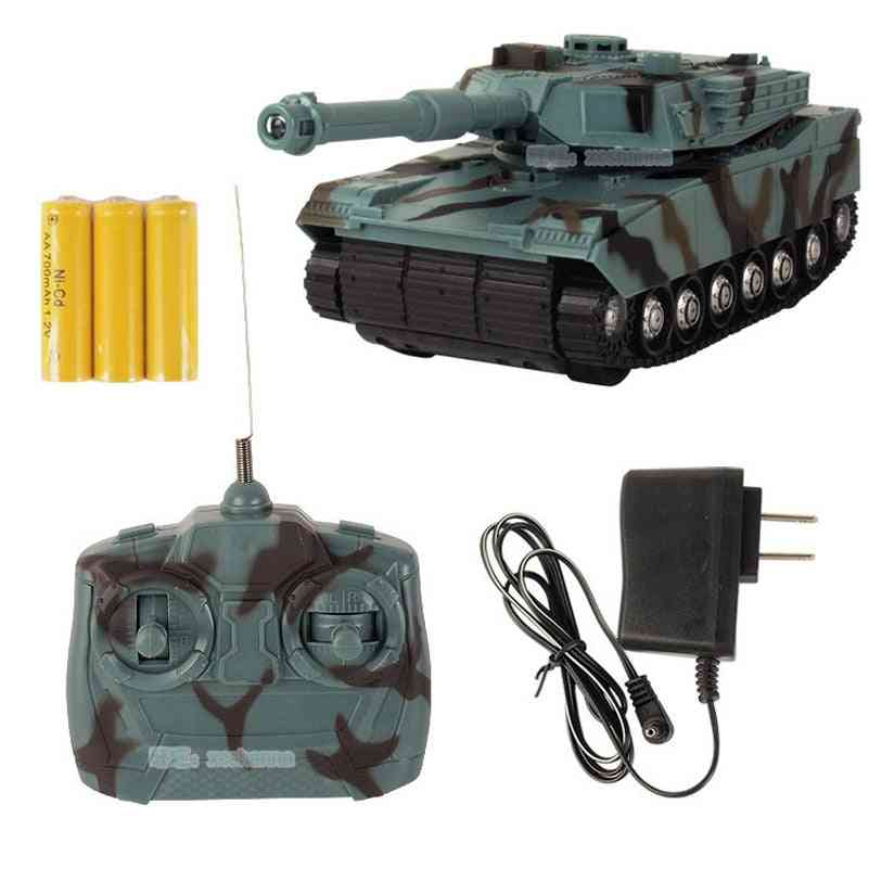 1:22 Remote Control Tank Toy For