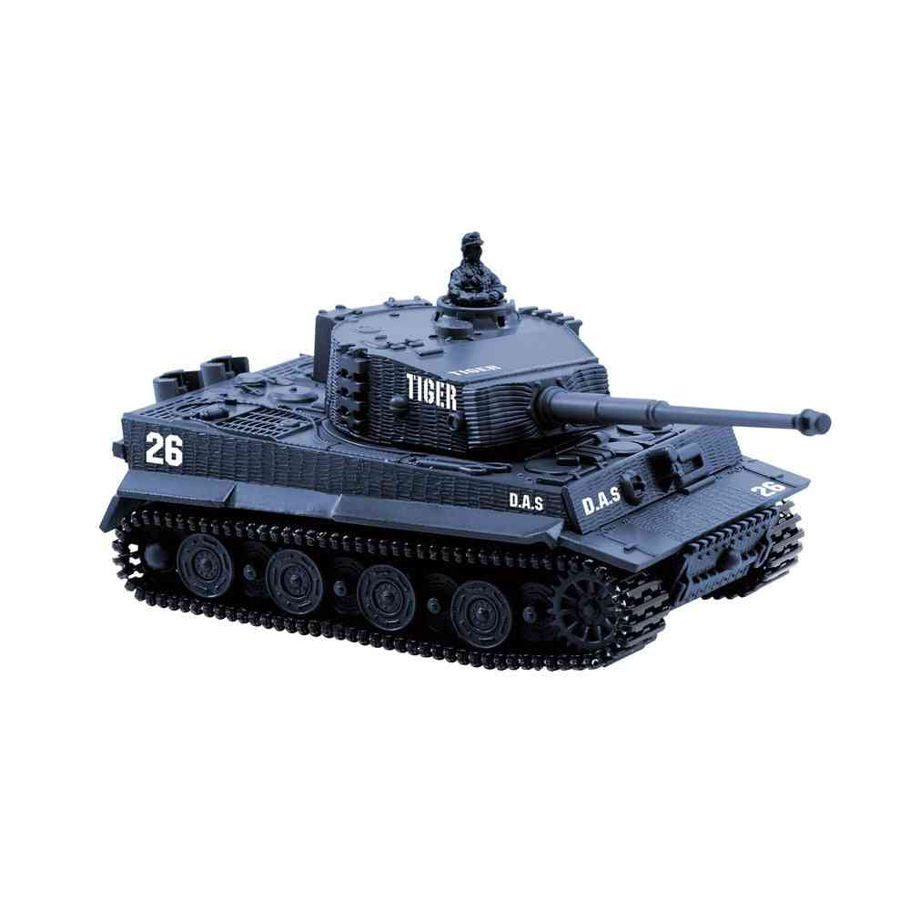 1:72 Remote Control Mini Tank-armored Electronic
