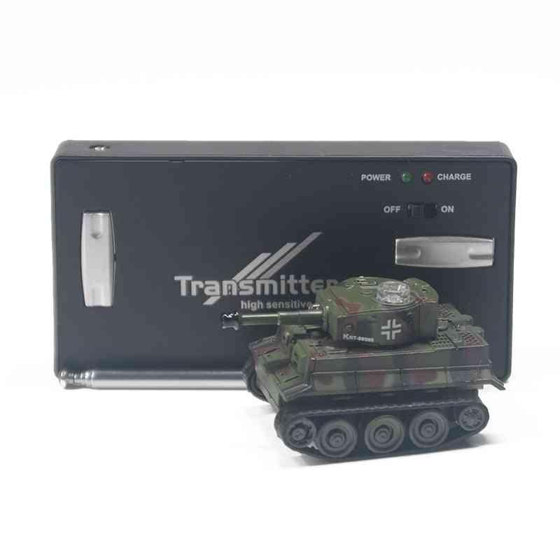 Mini Remote Control Tank Car- Toy