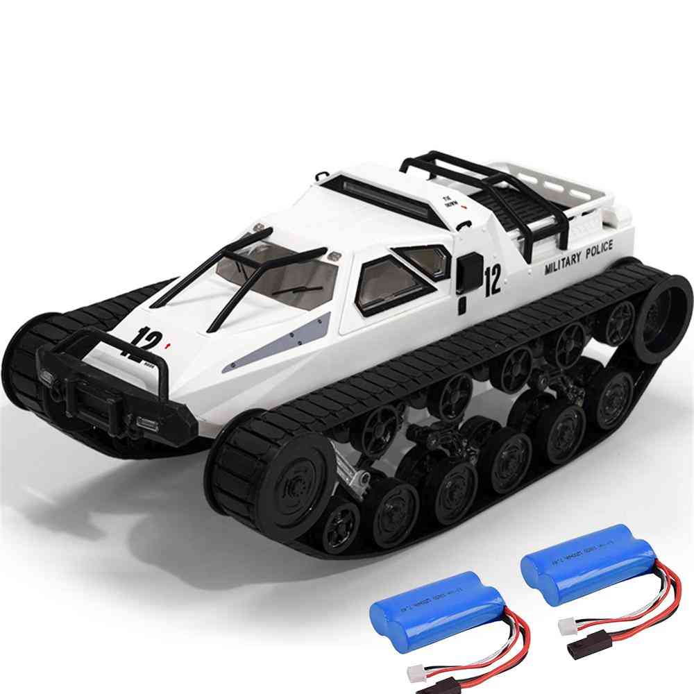 2.4g Drift High Speed, Full Proportional Remote Control-military Police Tank