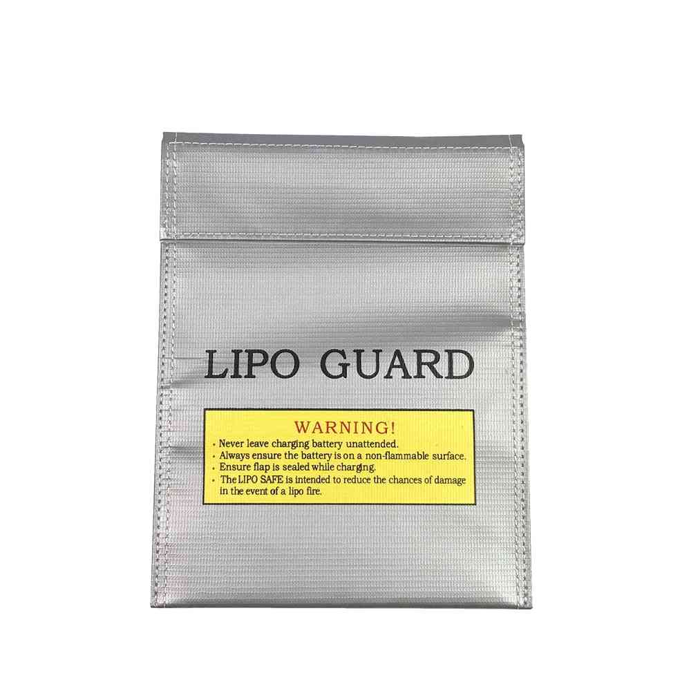 Fireproof Rc Lipo Battery Safety Bag- Safe Guard Charge Sack