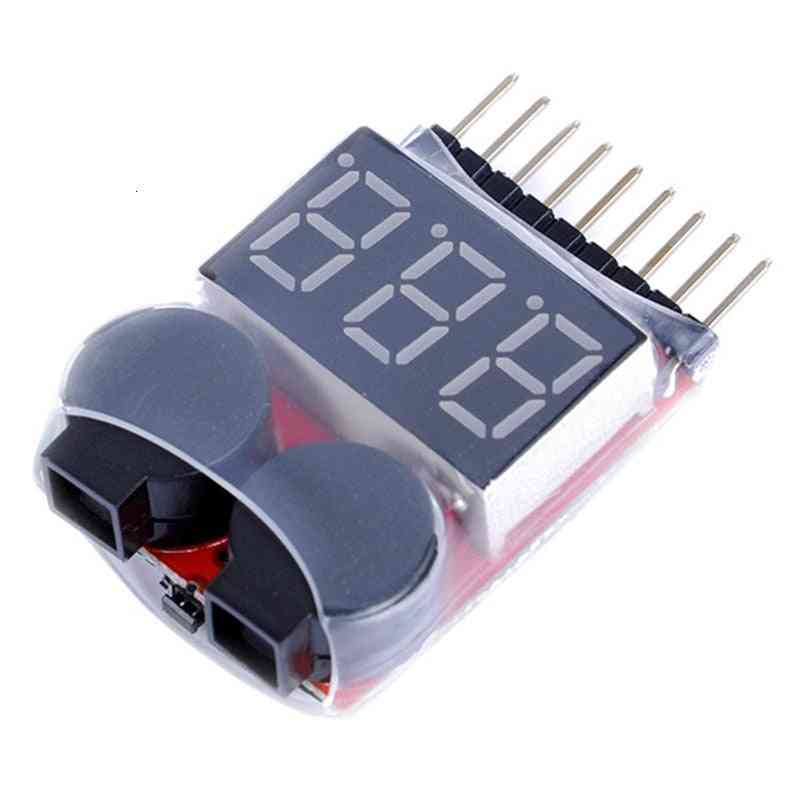 1s/-8s Low Voltage Buzzer Alarm Lipo Battery