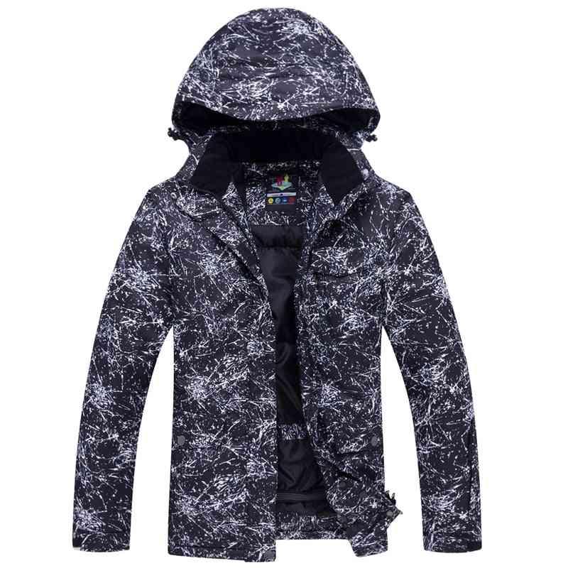 Waterproof And Windproof-outdoor Warm Sports Jacket