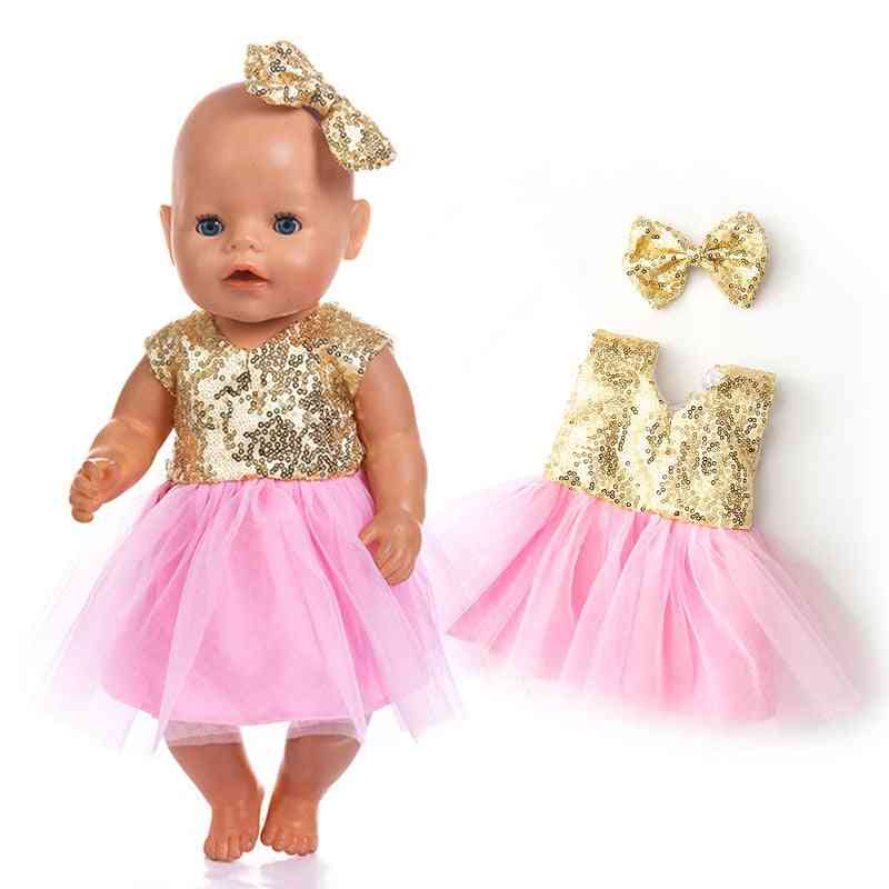 Fashion Dress Wear For Baby Doll Clothes & Accessories