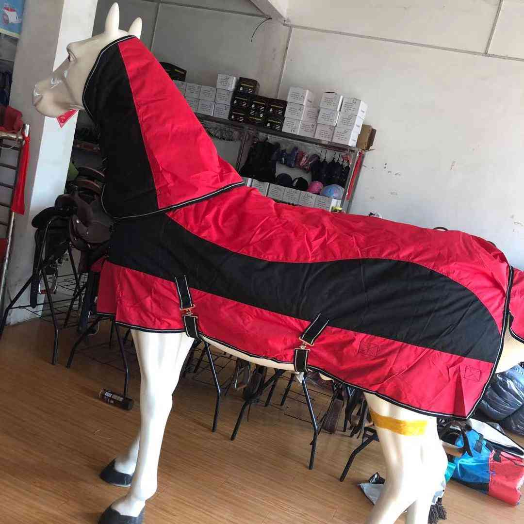 Thickened Horse Cloth, Winter Warm Cold Water Resistant Turnout Sheet Light Blanket