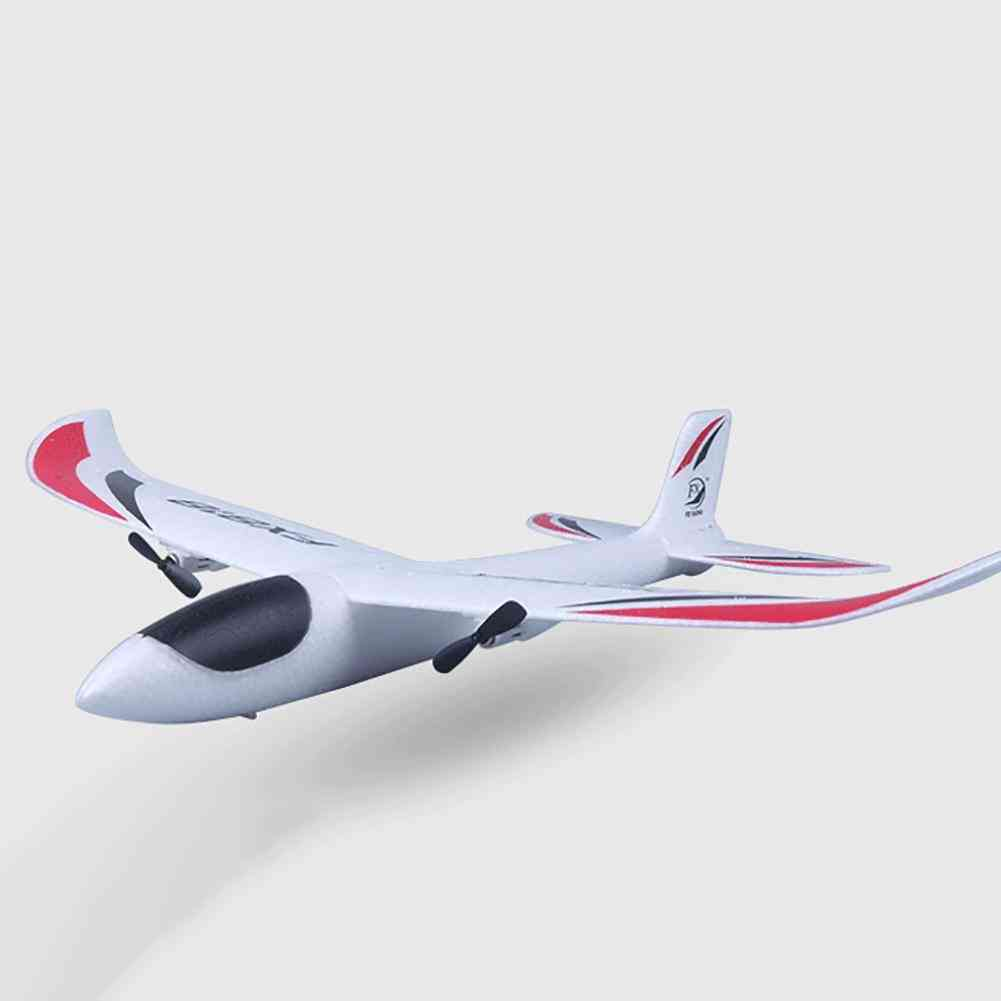 Fx-818 2.4g Epp Remote Control Rc Airplane Glider Toy With Led Light
