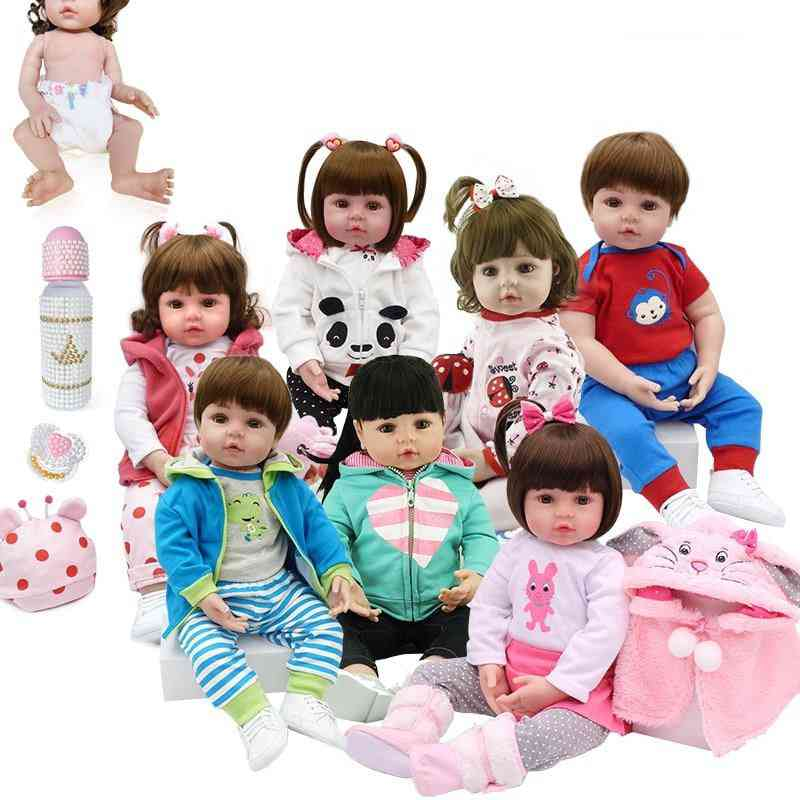 Water Proof, Full Silicone Baby Dolls