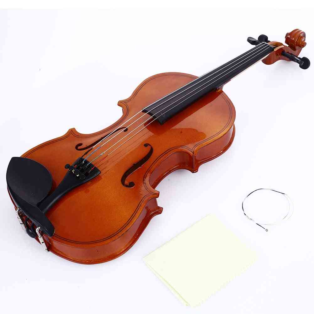 Music Student Beginner Violin Playing Musical Instruments