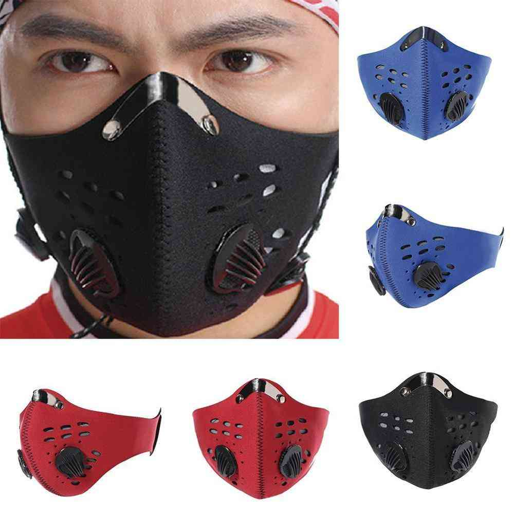Dust-proof With Activated Carbon Face Mask