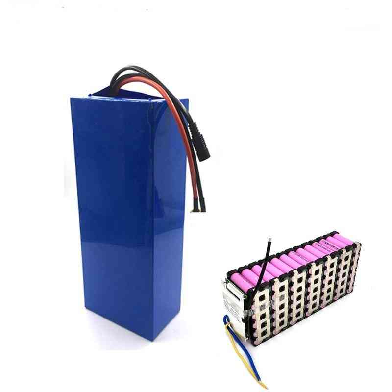 48 Volt 1000w E Lithium Batteries Pack For Electric Bike