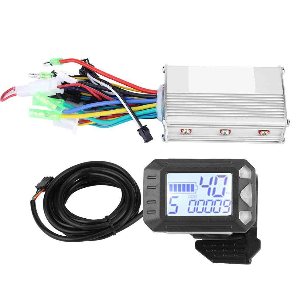 Lcd Display Electric Bicycle Controller Kit