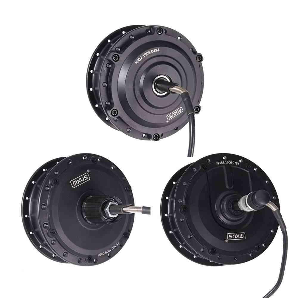High Speed Brushless Gear Ebike Hub Motor, 250w Xf07/xf08 Front Rear Wheel Drive