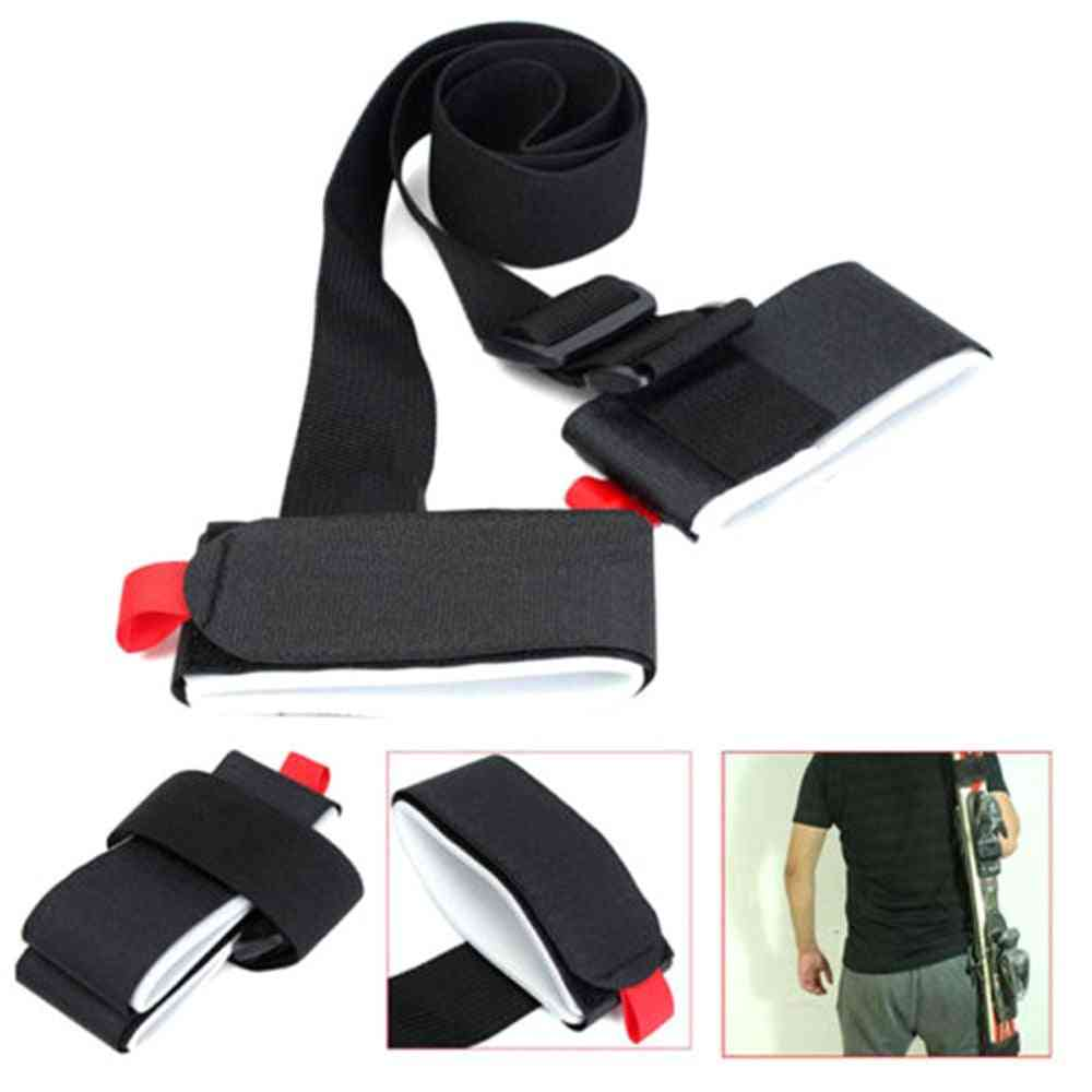 Adjustable Buckle Rope For Carry Winter Snow Boards