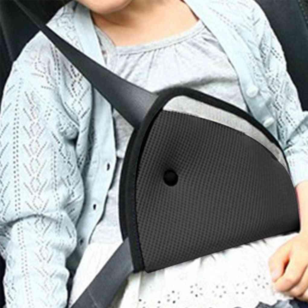 Baby Car Safe Seat, Belt Clip Shoulder Holder Protector