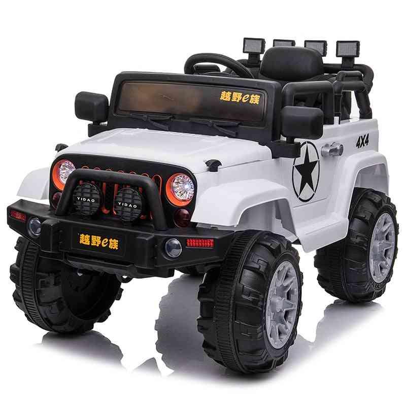 Children's Electric Four-wheel Remote Control Car