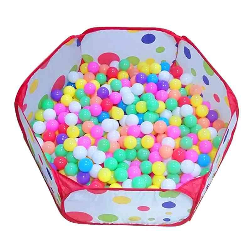 Foldable Baby Playpen Balls- Pool Pit Game