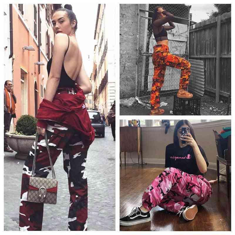 Women Sweatpants, Trousers Cargo Harem