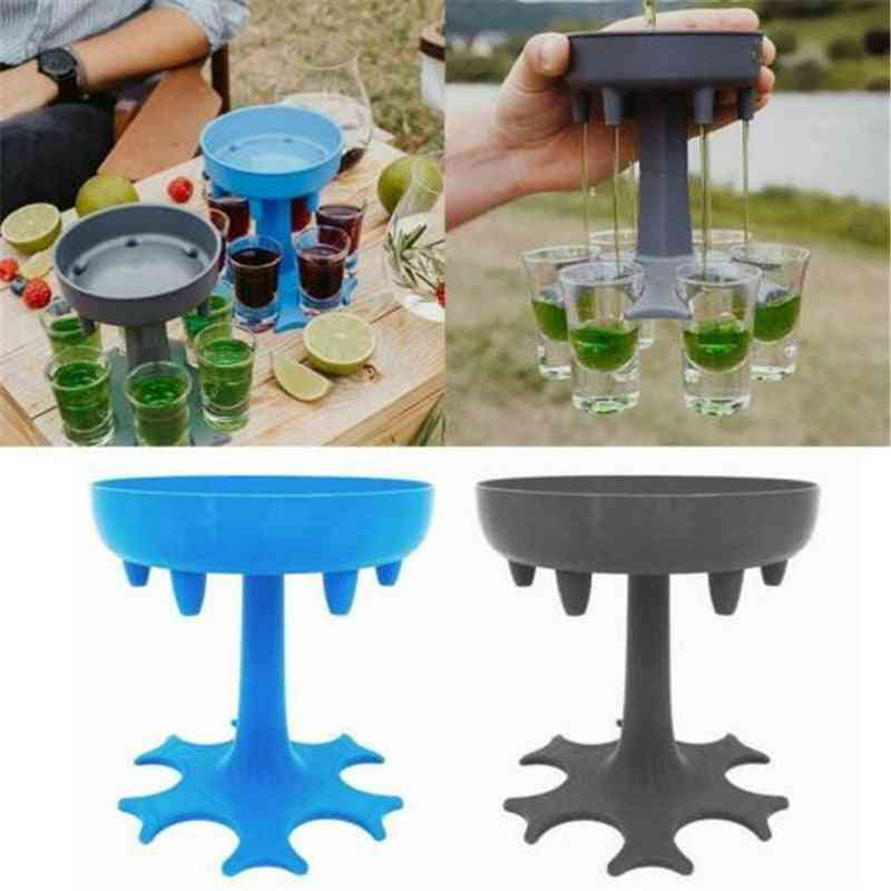 Liquor Dispenser And Holder-party Drinking Tools