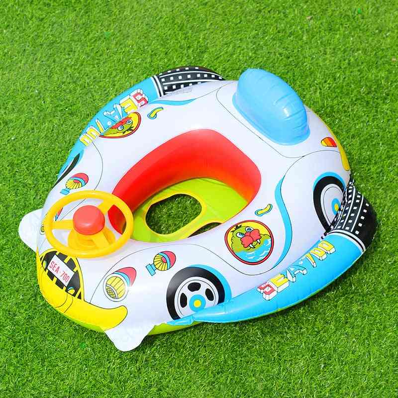 Pool Boats-water Floats Toy