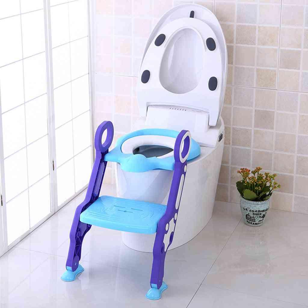 Folding Adjustable Potty Training Chair