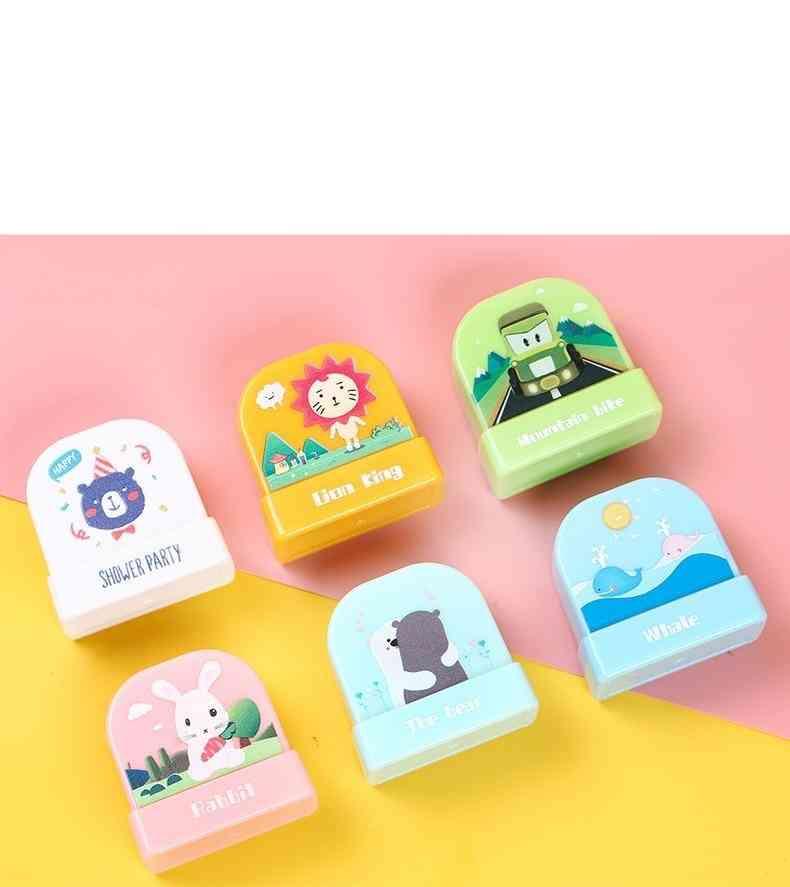 Baby Name Stamp - Waterproof Diy Toy