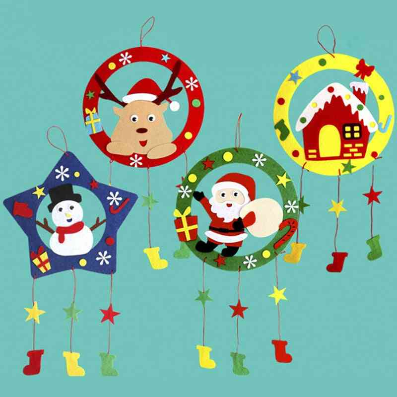Wind Chimes For Xmas Decoration