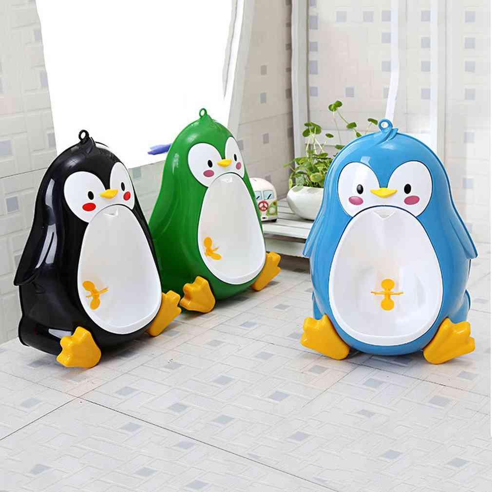 Cute Penguin Style Potty / Toilet Training Stand