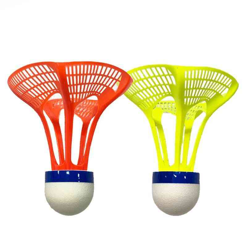 Outdoor Badminton Airshuttle, Stable Resistance
