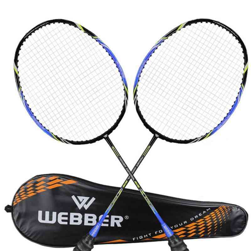 Professional Badminton Rackets Set