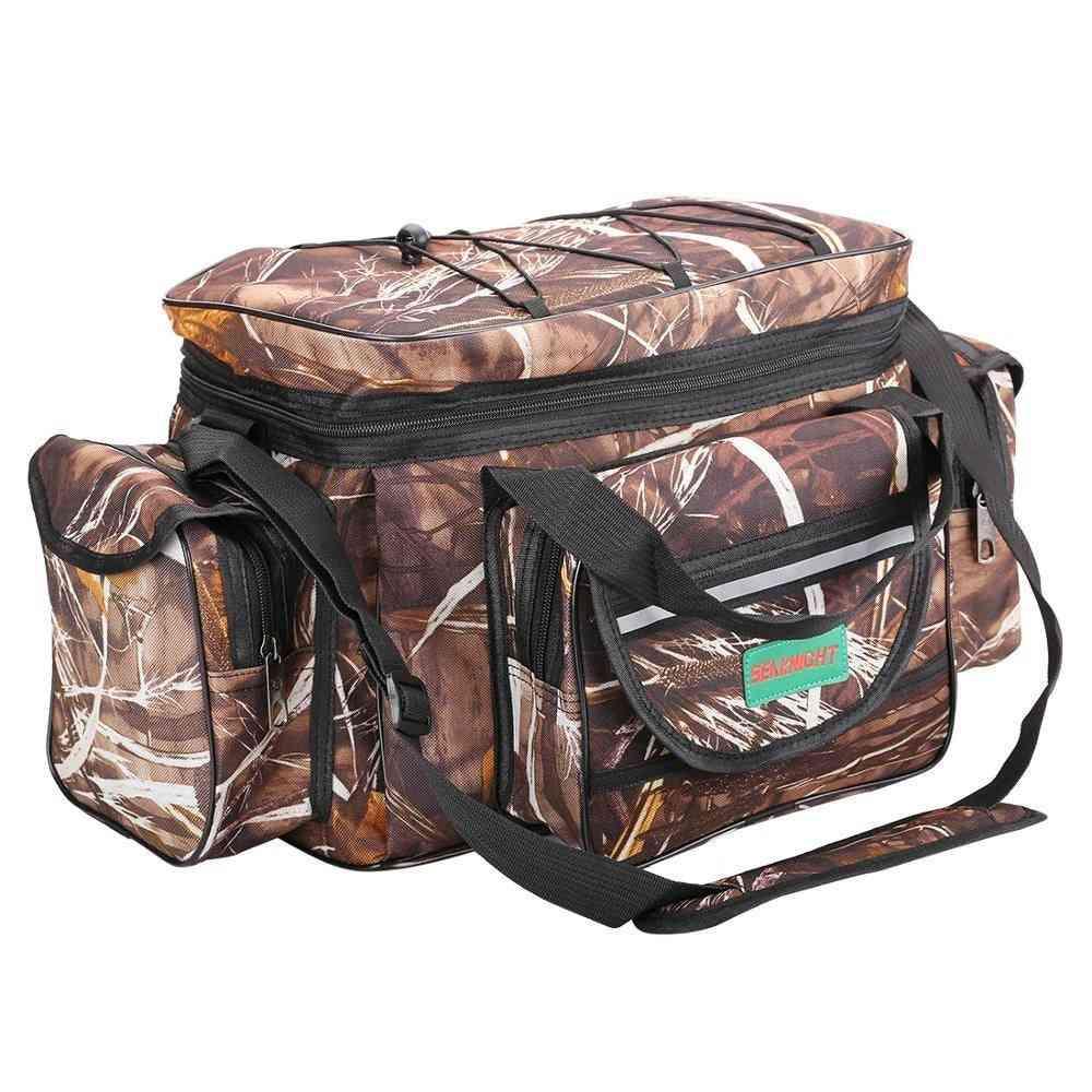 Waterproof Fishing-bag, Large-capacity Multifunctional Shoulder Bags