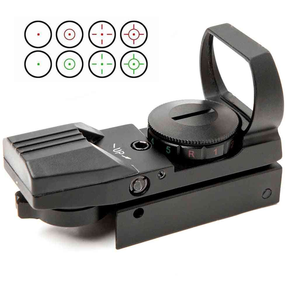 Fully Adjustable, Waterproof Rifle Sight Scope, Wrench And Wipe Cloth