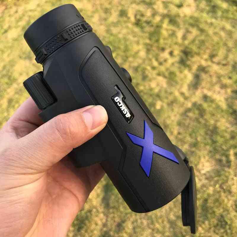 Powerful Monocular Binoculars, High Quality Zoom Great Handheld Telescope, Night Vision