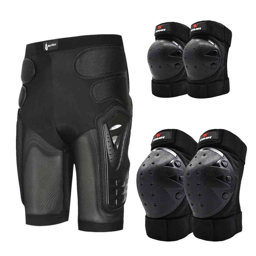 Eva Armor Hip Protector With Knee Pads For Outdoor Sport
