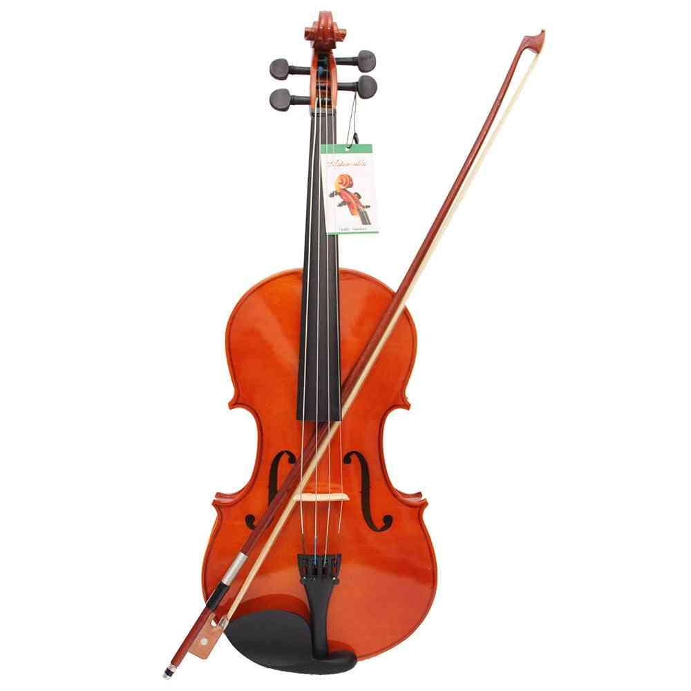 16 Inch Solid Maple Viola With Case Bow, Bridge Strings, Instruments Violin Accessories