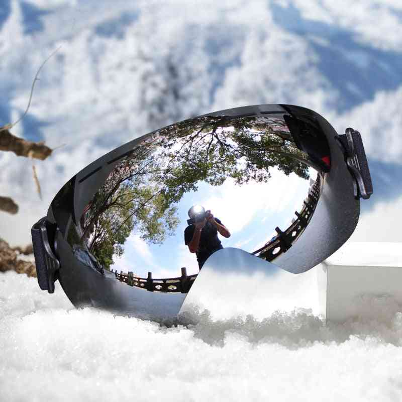 Professional Goggles -anti-fog Snowboard Eyewear