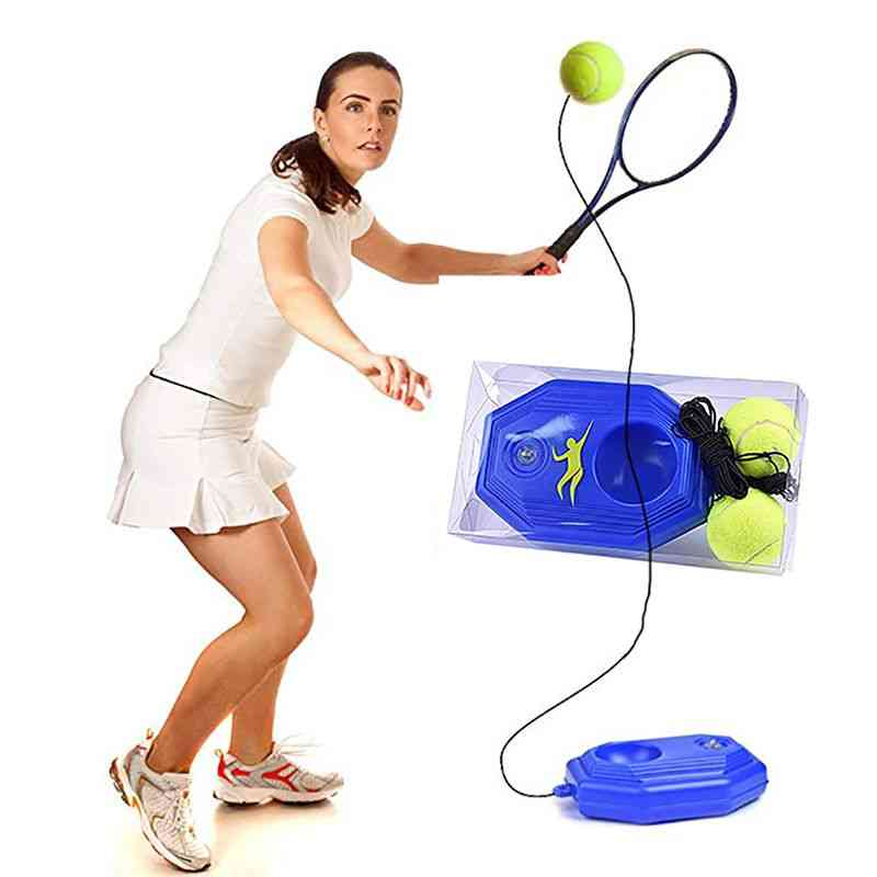 Tennis Training Aids-self Practice Tool
