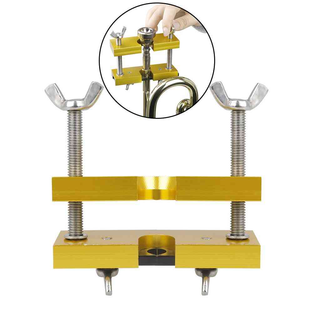 Professional Metal Adjustable, Brass Trumpet Horn, Mouthpiece Puller Remover Tool