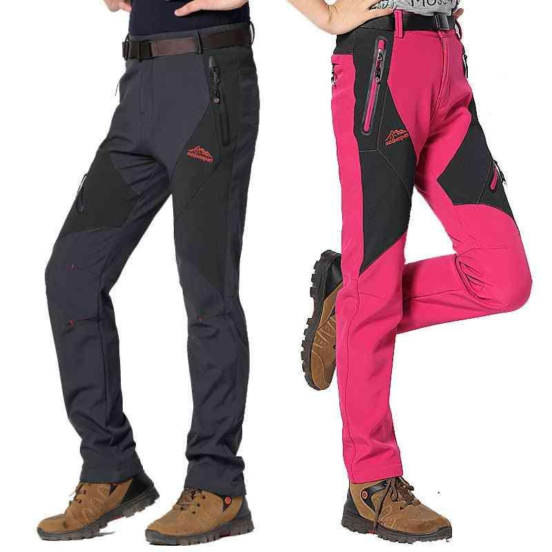 Windproof Waterproof Pants, Outdoor Mountaineering Wear-resistant Soft Snowboarding Pant