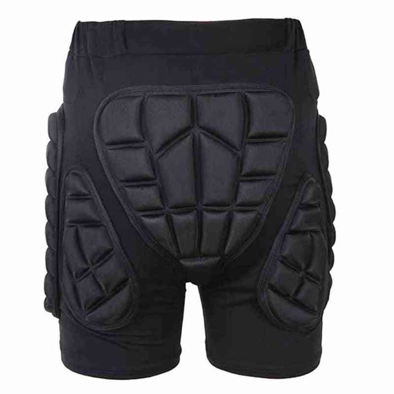Outdoor Racing Armor Pads, Men Skating Sports Protective Shorts For Snowboarding