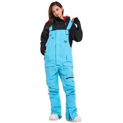 Professional Snowboard Pants -ski Jumpsuit
